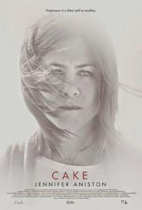 Poster from the movie Cake: www.cakemovie.net